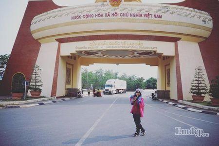 """Nu phuot thu """"tron nha"""" di xuyen Viet 7500 km bang xe may - Anh 3"""