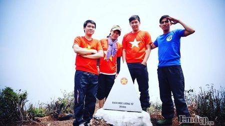 """Nu phuot thu """"tron nha"""" di xuyen Viet 7500 km bang xe may - Anh 4"""