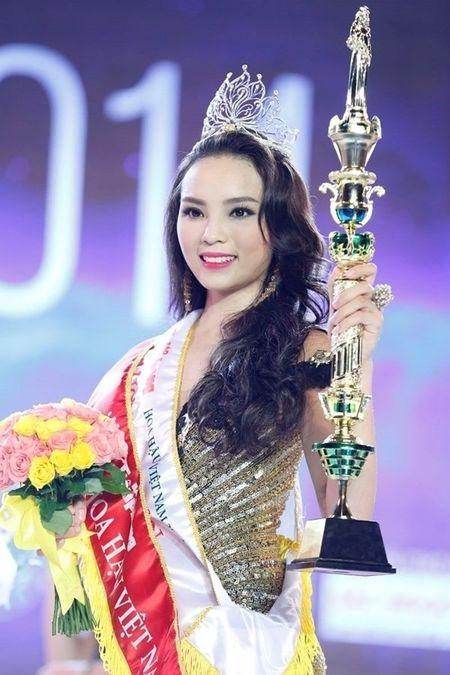 """Sau tat ca, Hoa hau Ky Duyen van """"kem xa"""" A hau Huyen My - Anh 3"""