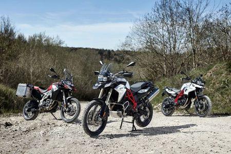 BMW Motorrad ra mat F 700 GS, F 800 GS va F 800 GS Adventure moi - Anh 2