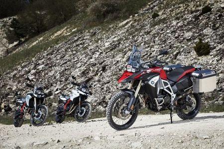 BMW Motorrad ra mat F 700 GS, F 800 GS va F 800 GS Adventure moi - Anh 3