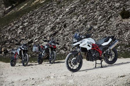 BMW Motorrad ra mat F 700 GS, F 800 GS va F 800 GS Adventure moi - Anh 4