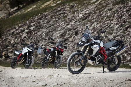 BMW Motorrad ra mat F 700 GS, F 800 GS va F 800 GS Adventure moi - Anh 5