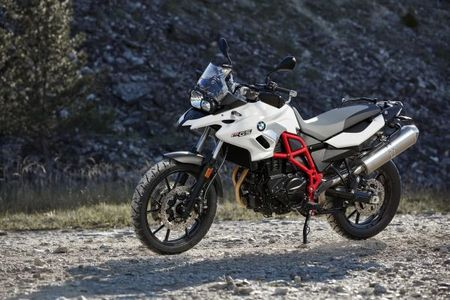 BMW Motorrad ra mat F 700 GS, F 800 GS va F 800 GS Adventure moi - Anh 6