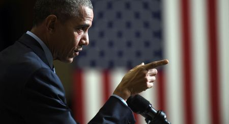 Ong Obama keu goi NATO hanh dong chong lai IS, Nga va Brexit - Anh 1