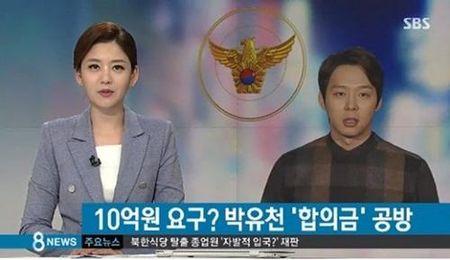 Scandal tinh duc chan dong Han Quoc: ADN tren tang vat trung khop voi Yoochun - Anh 1