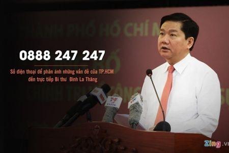 TP HCM tiep nhan 13.000 phan anh sau 3 thang trien khai duong day nong - Anh 1
