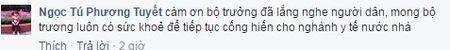 Vu xe cuu thuong bi can tro o BV Nhi TW: Su quyet liet cua Bo truong Tien - Anh 3