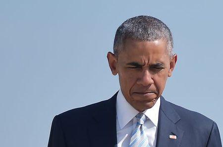 Tong thong Obama len tieng sau vu 2 nguoi da mau bi ban - Anh 1