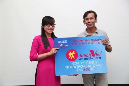 Tang 160.000 to Bao Thanh Nien cho thi sinh - Anh 5