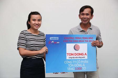Tang 160.000 to Bao Thanh Nien cho thi sinh - Anh 7