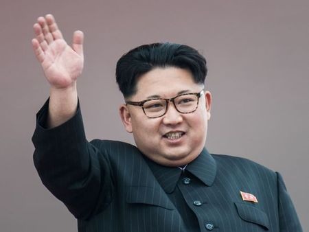 Tuoi that cua Kim Jong Un? - Anh 1