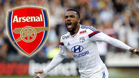 Arsenal chi 42 trieu bang mua Lacazette - Anh 1