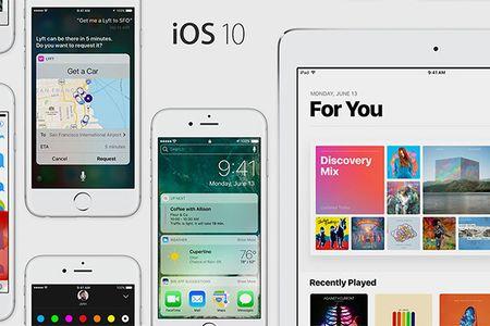 iOS 10 ra mat ban public beta cho nguoi dung - Anh 1
