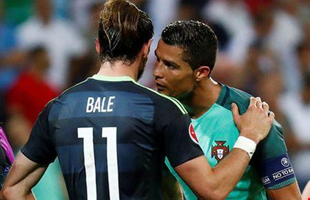 Ronaldo va Messi - Anh 1