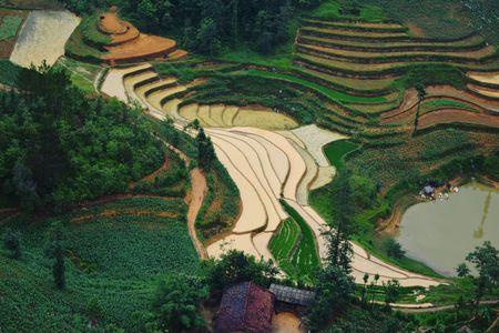 Cao nguyen da Dong Van hut hon trong mat du khach phuong Nam - Anh 16