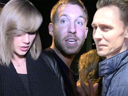 Calvin sap ra mat ca khuc ve viec Taylor Swift lua doi - Anh 1