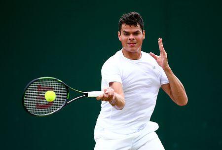Federer 0-0 Raonic (0-0, Set 1): Viet tiep giac mo - Anh 2