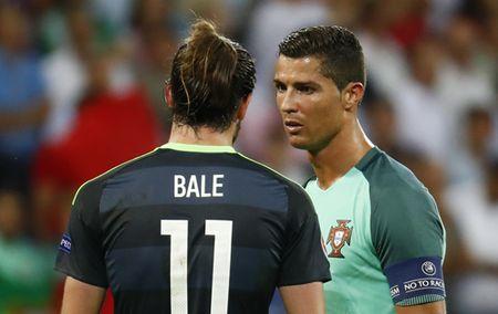 Cau thu Xu Wales: 'Hai ban thang cua Ronaldo that vo van' - Anh 1