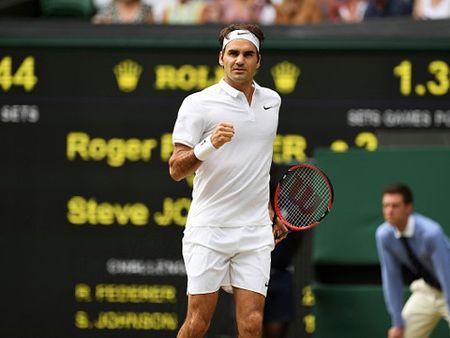 Roger Federer – Milos Raonic: Chay dua voi 'Tau toc hanh' - Anh 2