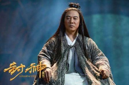 Nhung hinh anh Ly Lien Kiet trong phim moi 'Phong than truyen ky' - Anh 2
