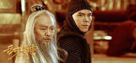 Nhung hinh anh Ly Lien Kiet trong phim moi 'Phong than truyen ky' - Anh 4