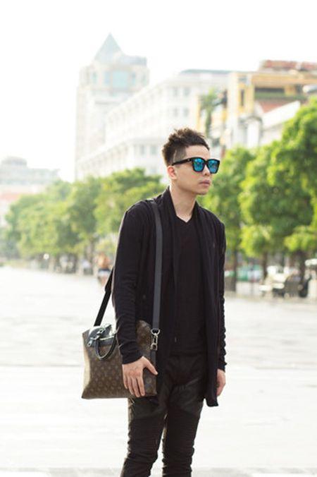 Trinh Thang Binh tiep tuc trinh lang MV 'Anh muon noi' - Anh 2