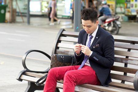 Trinh Thang Binh tiep tuc trinh lang MV 'Anh muon noi' - Anh 3