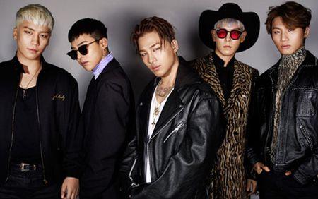 Forbes chung thuc Big Bang kiem tien 'vuot mat' Maroon 5 - Anh 1