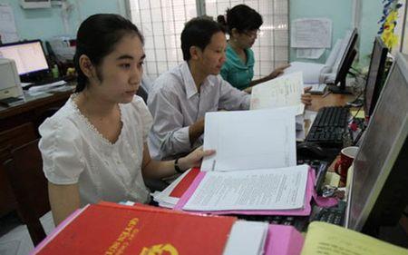 Tien Giang: Ton hon 5.000 ho so cap giay chung nhan quyen su dung dat - Anh 1
