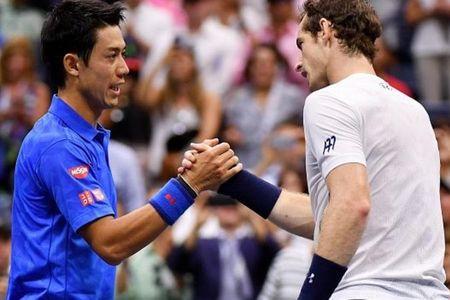 Kei Nishikori nguoc dong danh bai Andy Murray day kich tinh - Anh 2