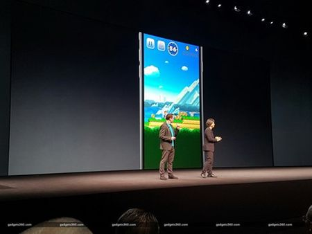 Game kinh dien Super Mario xuat hien tren iPhone 7 - Anh 1