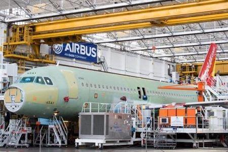 Viet Nam san xuat linh kien Airbus: Ky su Viet gioi len - Anh 1