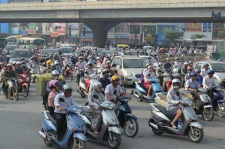 Ha Noi muon cam xe may: Bo truong GTVT noi that - Anh 1