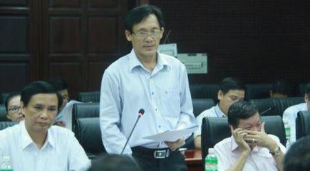 Chuyen la Da Nang thieu Pho Giam doc So - Anh 2
