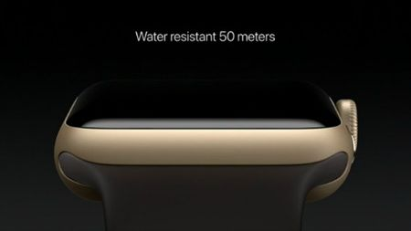 CHINH THUC: Apple Watch series 2 hieu suat manh, gia 369 USD - Anh 1