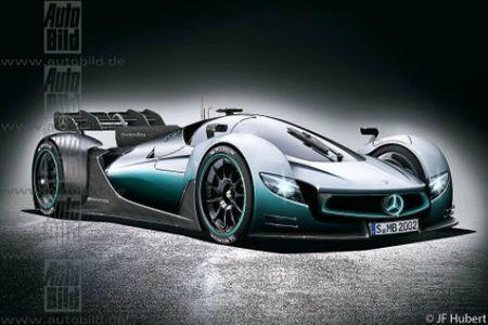 Sieu xe bi mat Mercedes-AMG R50 sap trinh lang - Anh 1