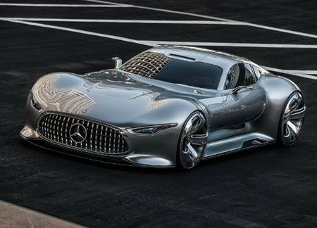 Sieu xe bi mat Mercedes-AMG R50 sap trinh lang - Anh 3
