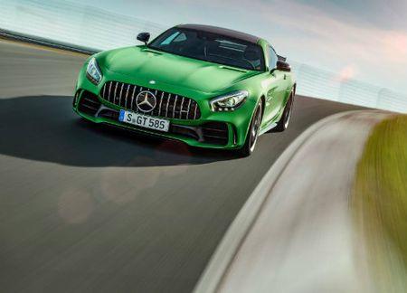 Sieu xe bi mat Mercedes-AMG R50 sap trinh lang - Anh 4