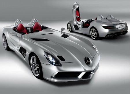Sieu xe bi mat Mercedes-AMG R50 sap trinh lang - Anh 5