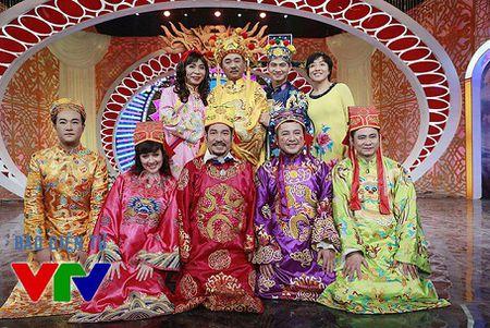 11 khoanh khac dep cua cac ngoi sao tai VTV Awards 2016 - Anh 7