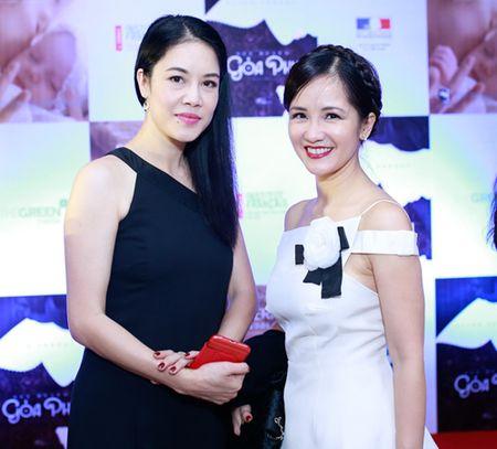 Ngo Thanh Van gian di ung ho vo chong Tran Anh Hung - Anh 4