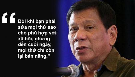 11 phat ngon 'cho bua' gay soc cua Tong thong Philippines - Anh 10
