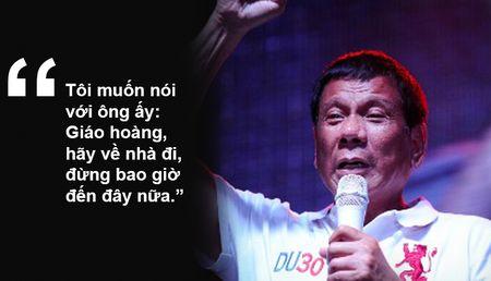 11 phat ngon 'cho bua' gay soc cua Tong thong Philippines - Anh 12