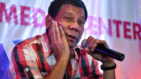 11 phat ngon 'cho bua' gay soc cua Tong thong Philippines - Anh 1