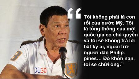 11 phat ngon 'cho bua' gay soc cua Tong thong Philippines - Anh 2