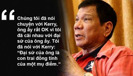11 phat ngon 'cho bua' gay soc cua Tong thong Philippines - Anh 3