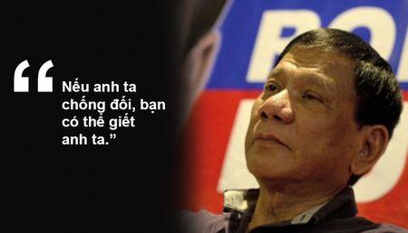 11 phat ngon 'cho bua' gay soc cua Tong thong Philippines - Anh 4