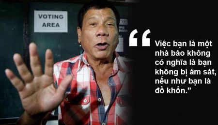 11 phat ngon 'cho bua' gay soc cua Tong thong Philippines - Anh 5