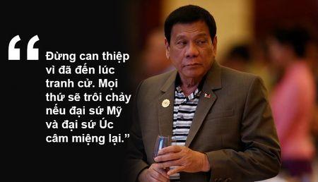11 phat ngon 'cho bua' gay soc cua Tong thong Philippines - Anh 8